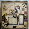 Calendrier graphic 45 mois d'octobre