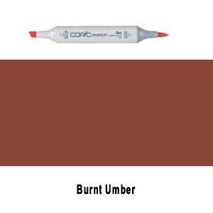 Copic Sketch Burnt Umber