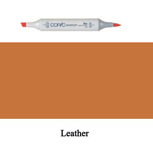 Copic Sketch Leather
