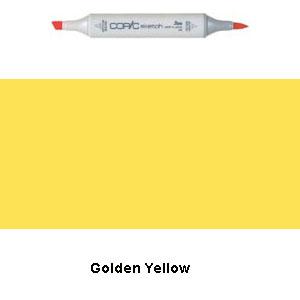 Copic Sketch Golden Yellow