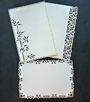 Card layer pour carte scrapbooking