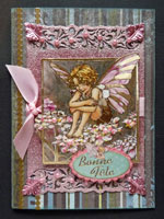 exemple fonds de carte scrapbooking