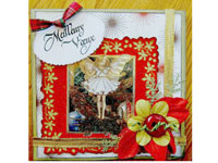 fonds décoratifs de carte scrapbooking