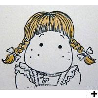 recette Copic Sketch cheveux blond 1
