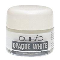 recette Copic Sketch opique white