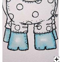 Technique crayon Copic Sketch