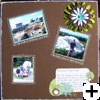 page double scrapbooking 2