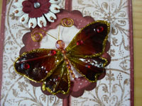 papillon prima scrapbooking