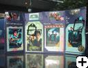 album étiquettes de Harry Potter en scrapbooking sans étiquette