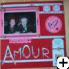 page de scrapbooking St-Valentin