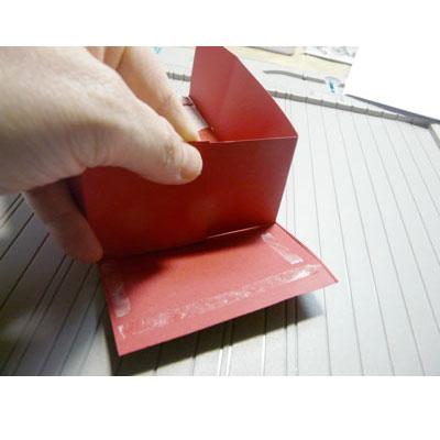 réalisation boite scrapbooking avec scor-pal