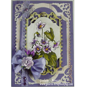 Spellbinders Nestabilities Card Creator 5 x 7 Enchanted Labels 28