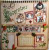 Calendrier Graphic45 8 x 8 décembre