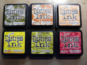 Encre Distress Ink