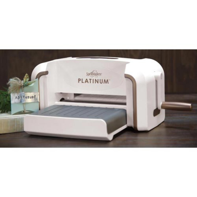 spellbinders platinum machine