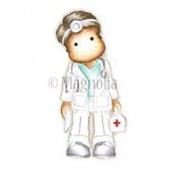 Étampe Magnolia Docteur Edwin