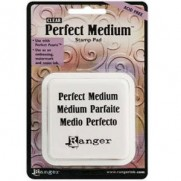 "Perfect Medium Stamp Pad 3""X3"""