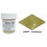 Glitter Ritz Micro Fine Chartreuse