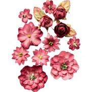 49 And Market Fleurs Scarlet