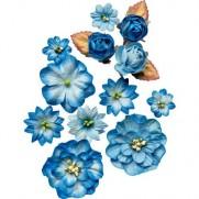 49 And Market Fleurs Cobalt