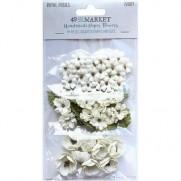 49 And Market Fleurs Ivory