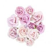 Prima Fleurs Gris Pigment