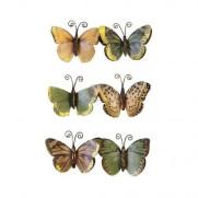 Prima Papillons multicolores