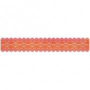 Sizzix Decorative Strip Scallop Eyelet Lace