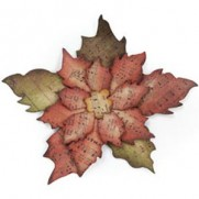 Sizzix Bigz - Tattered Poinsettia