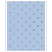 Sizzix Plaque embossage Star Bright