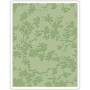 Sizzix Plaque embossage Floral