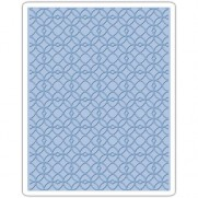 Sizzix Plaque embossage Latticework