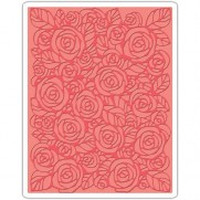 Sizzix Plaque embossage Roses