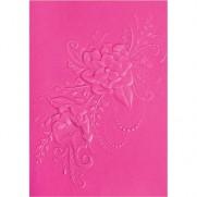 Sizzix Plaque embossage 3D Fleurs