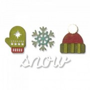 Sizzix Sidekick Side-Order Set - Hiver