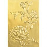 Sizzix Plaque embossage 3D Roses