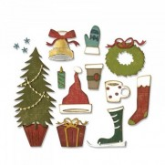 Sizzix Die Thinlits Festive Things