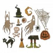 Sizzix Die Thinlits Halloween