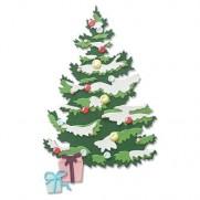 Sizzix Die Thinlits Sapin de Noël