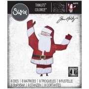 Sizzix Die Thinlits Père Noël