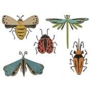 Sizzix Die Thinlits Insectes par Tim Holtz
