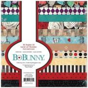 "Bo Bunny Pad 6"" X 6"" Terre de merveille"