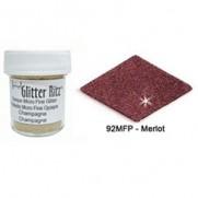 Glitter Ritz Micro Fine Merlot