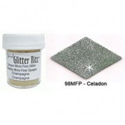 Glitter Ritz Micro Fine Celadon