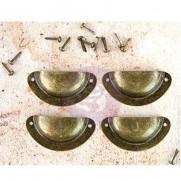 Prima Poignées métal marseille & brads