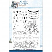 Étampes Amy Design The Feeling Of Christmas