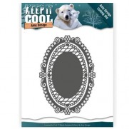 Amy Design dies Keep it Cool Oval