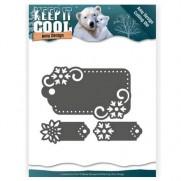 Amy Design dies Keep it Cool Étiquettes