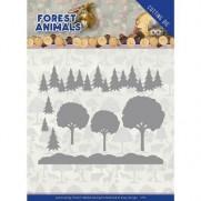 Amy Design dies Dans la Forêt