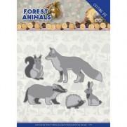 Amy Design dies Animaux de la Forêt